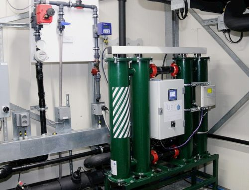More than 90% reduction of discharge water and chemical free in the Schuberg Philis data center